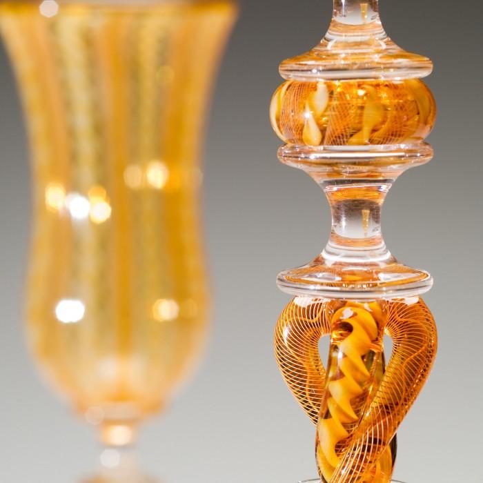 Cane Goblets