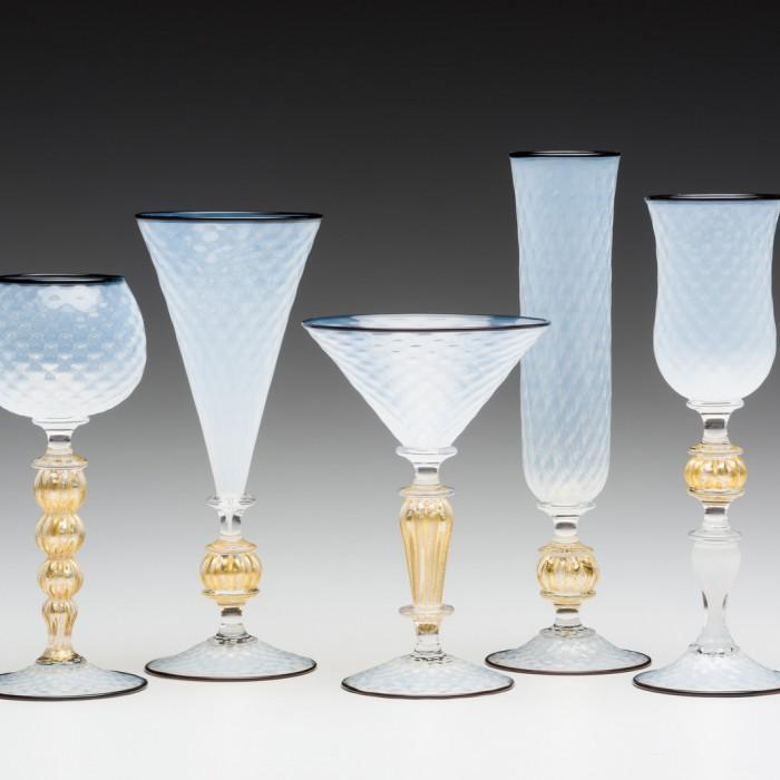 Opal Goblets