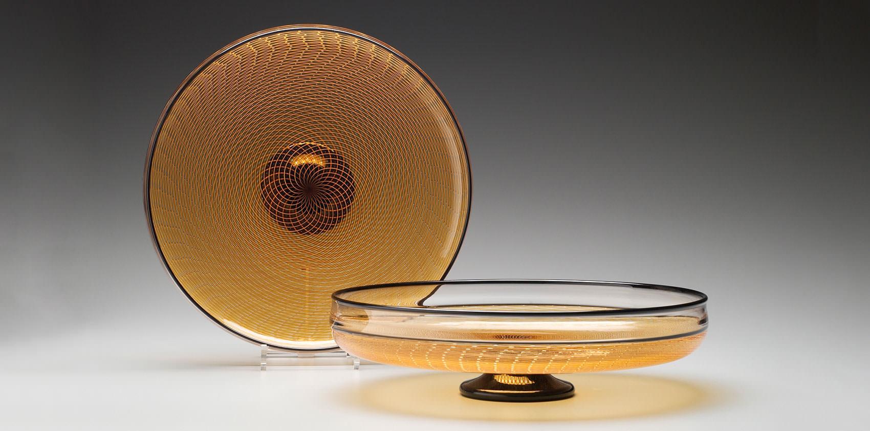 Reticello Bowls